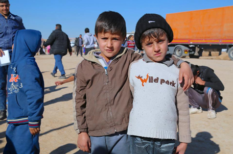 IOM launches new project to improve protection of migrant children