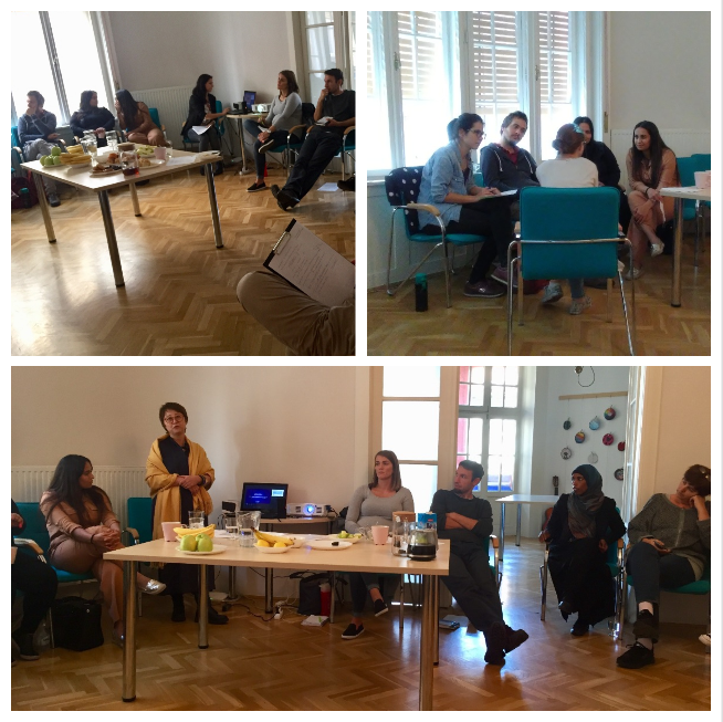 Training for professionals in Budapest on 4 October 2019